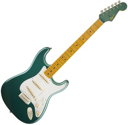 Fender Squier Classic Vibe Stratocaster 50s Sherwood Metallic Green