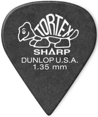 Dunlop 412R 1.35 Tortex Sharp