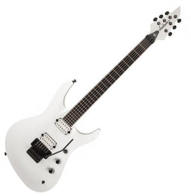 Jackson Chris Broderick Pro Series Soloist 6 Snow White