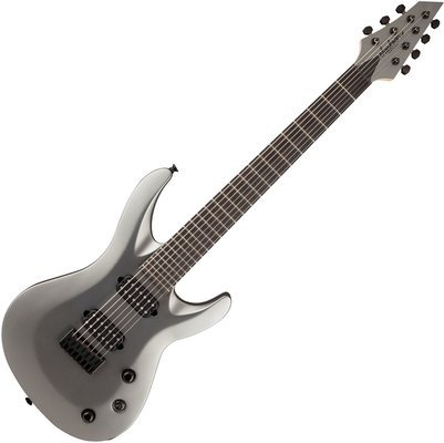Jackson USA Select B7 Deluxe Satin Gray with Case