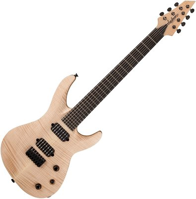 Jackson USA Select B7 Deluxe Au Natural with Case
