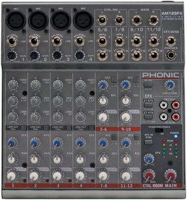 Phonic AM 125FX