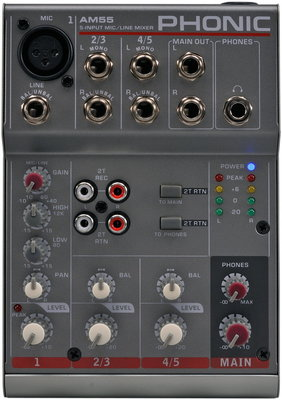Phonic AM 55