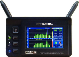 Phonic PAA6 Audio Analyzer
