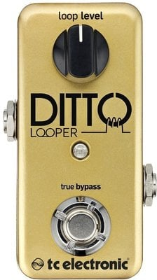 TC Electronic Ditto Deluxe Gold