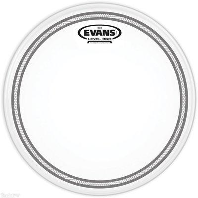 Evans 10'' EC2 Frosted Tom