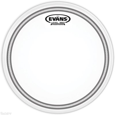 Evans 13'' EC2 Frosted Snare/Tom/Timbale