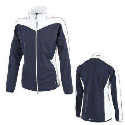 Galvin Green Leslie Interface-1 Womens Jacket Navy/White M