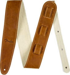 Fender Ball Glove Leather Strap Brown