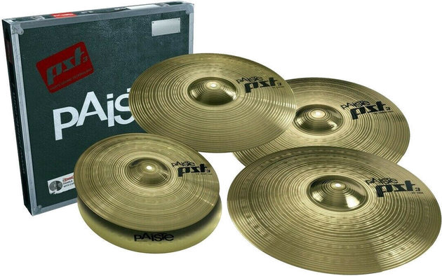 Paiste PST 3 Universal Set 14/18/20 + 16 Crash