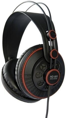 Superlux HD-681 RD