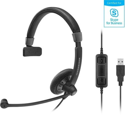 Sennheiser SC 40 USB MS Black