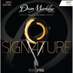 Dean Markley Nickel-Steel Electric Guitar Strings Light .009-.042