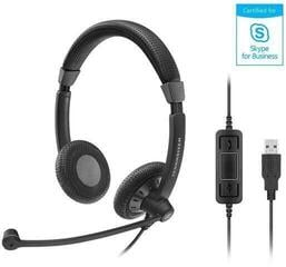 Sennheiser SC 70 USB MS Black