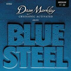 Dean Markley Steel Electric Guitar Strings Medium 011 - 052