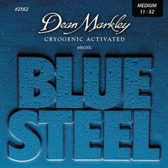Dean Markley Steel Electric Guitar Strings Medium 011 - 052