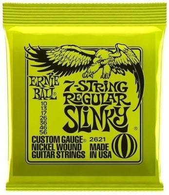 Ernie Ball 2621 7 string Regular Slinky