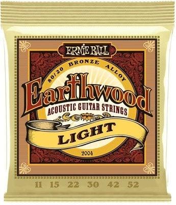 Ernie Ball 2004 Earthwood Light