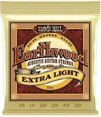 Ernie Ball 2006 Earthwood Extra Light