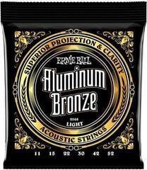 Ernie Ball 2568 Aluminum Bronze Light