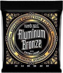 Ernie Ball 2570 Aluminum Bronze Extra Light