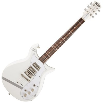 Gretsch G5135CVT-PS Patrick Stump Signature White