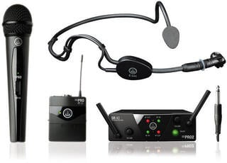AKG WMS40 MIX Head SET