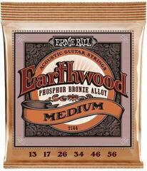 Ernie Ball 2144 Earthwood Medium Phosphor Bronze 13-56