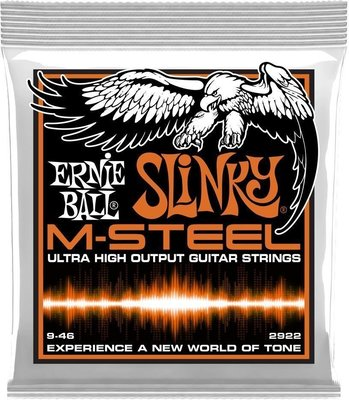 Ernie Ball 2922 M-Steel Hybrid Slinky