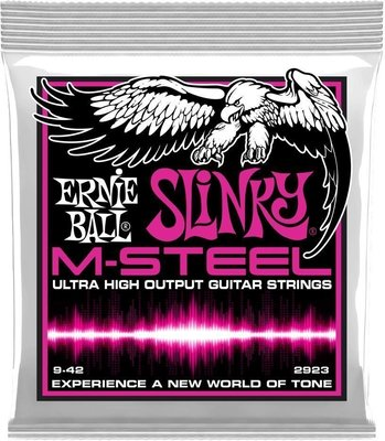 Ernie Ball 2923 M-Steel Super Slinky