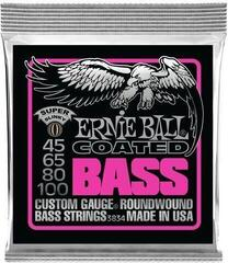Ernie Ball 3834 Coated Bass Super 45-100