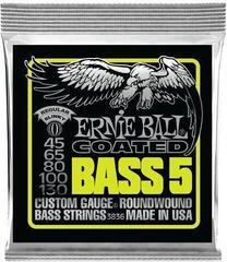 Ernie Ball 3836 Coated Bass 5-string 45-130