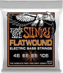 Ernie Ball 2813 Flatwound Cobalt Hybrid Slinky
