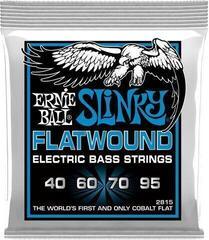 Ernie Ball 2815 Flatwound Cobalt Extra Slinky