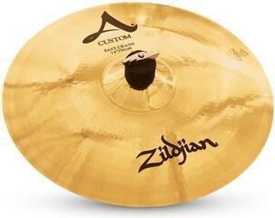 "Zildjian A-Custom F Crash Cymbal 14"""
