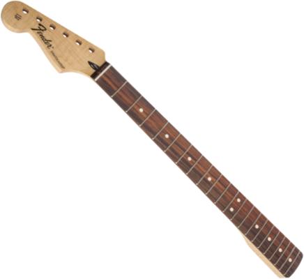 Fender Stratocaster Left Hand Neck Rosewood Fingerboard