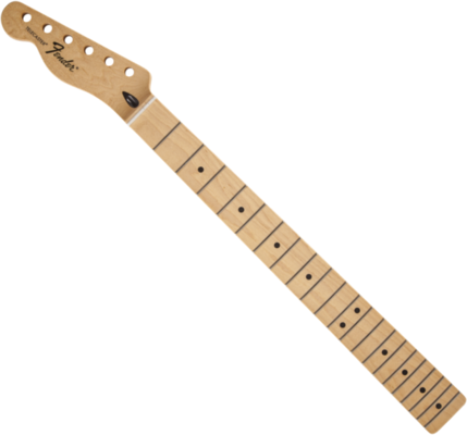Fender Telecaster Left Hand Neck - Maple Fingerboard