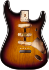 Fender Stratocaster Body (Vintage Bridge) - 3 Color Sunburst
