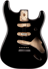 Fender Stratocaster Body (Vintage Bridge) - Black