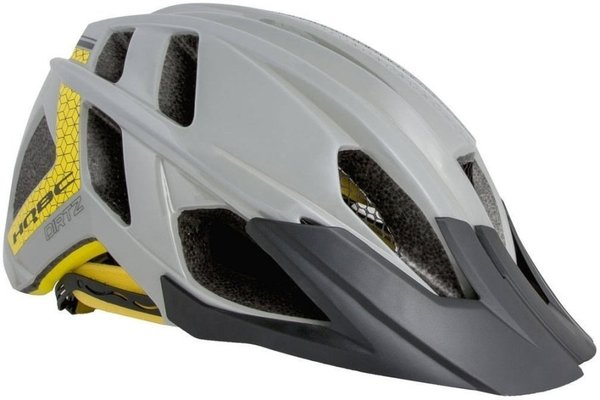 HQBC DIRTZ Grey/Yellow Gloss 52-58