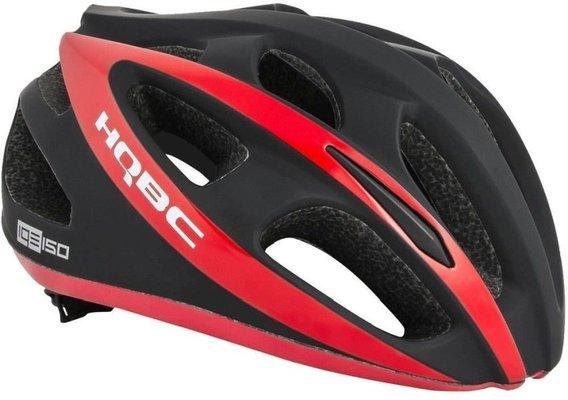 HQBC IQE150 Black/Red Matt 54-58