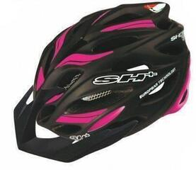SH+ Shot R1 Black Matt/Fluo Pink Unisize (B-Stock) #924244