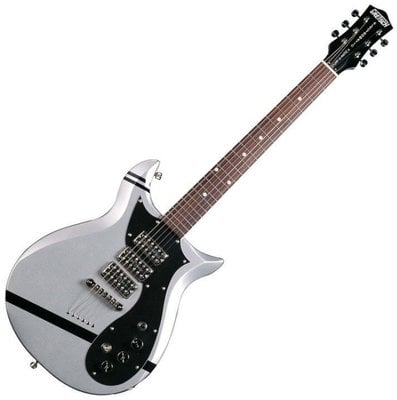 Gretsch G5135CVT-PS Patrick Stump Signature Silver