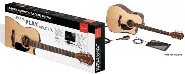 Fender FA-300CE
