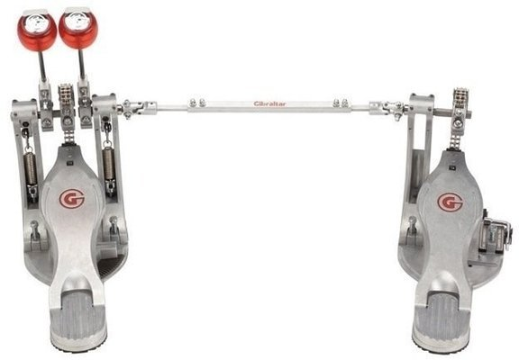 Gibraltar 9711G-LFTDB Lefty Double Bass Drum Pedal