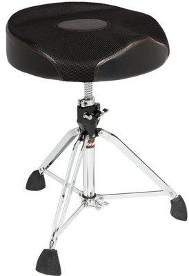 Gibraltar 9608RW2T Drum Throne Saddle Round Seat