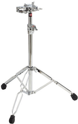 Gibraltar 6713DP HD Double Braced Double Tom Stand