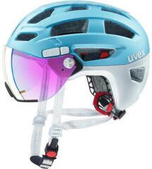 UVEX Finale Visor Strato Cool Blue 52-57