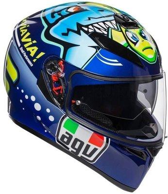 AGV K-3 SV Rossi Misano 2015 XL