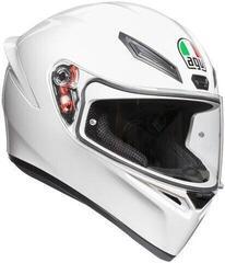 AGV K1 Solid White